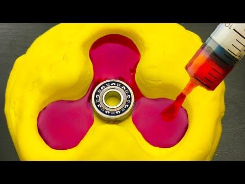 DIY Gummy Fidget Spinner