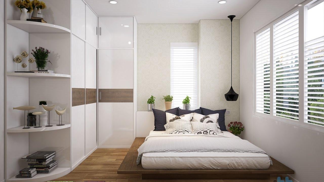 Nội thất căn hộ 102 m2 – Block B Him Lam Chợ Lớn