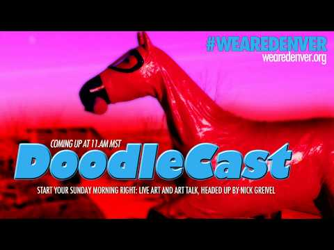 DoodleCast - Ep14 - Activism and Art