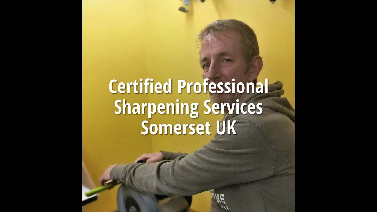 Sharpening Services Somerset