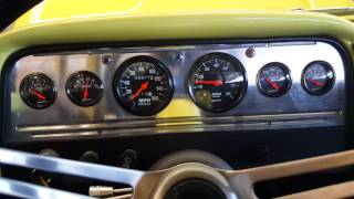 1965 Gmc pickup Pro Touring 454ci Lucky Motors Running