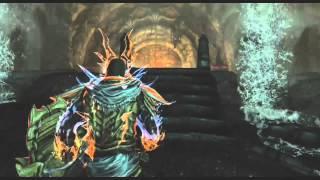 Видео Skyrim Dragonborn Официальный Трейлер