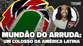 MUNDÃO DO ARRUDA: ERGUIDO PELO POVO   TOUR NOS ESTÁDIOS EP. 05