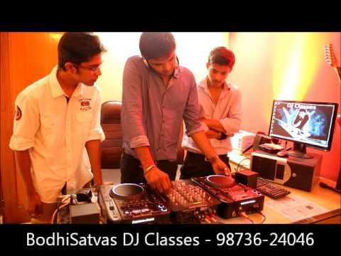 BEST DJ SCHOOL IN DLF GURGAON - 9873624046