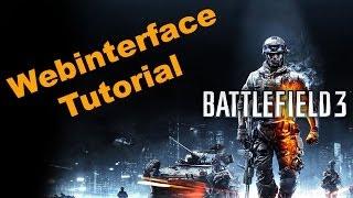 Battlefield 3: Das neue Webinterface! - Nitrado Tutorial