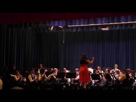 5-9-2017 Marshall-Locke Middle School Band Concert