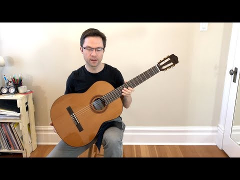 Review: Cordoba C5 Classical Guitar Mp3