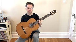 Review: Cordoba C5 Classical Guitar (Best Classical Guitar for Beginners)
