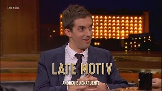 LATE MOTIV - David Broncano, investigador de movidas  | #LateMotiv17