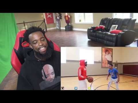 CashNasty Reaction To FlightReacts Getting Dunked On 1V1 AGAINST DEMIGOD GONE WRONG!
