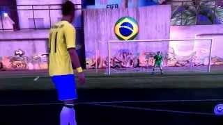 Штрафные удары ( Fifa 12, Fifa 15 )(через YouTube Объектив., 2015-03-20T19:09:50.000Z)