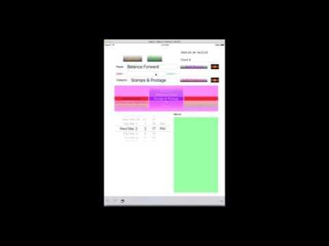 Errorless Checkbook is the best checkbook app for iPad