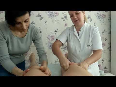 Лимфодренажный массаж.Обучение.