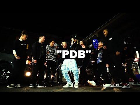 """PDB"" - Crs Wht ft. KangFRVR (Official Music Video)"