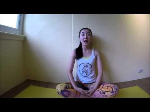 All Yoga Taiwan 200 小時瑜珈師資訓班  Madeline 感言
