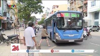 TPHCM: Xe buýt sạch khốn đốn vì chưa có tiền trợ giá | VTV24