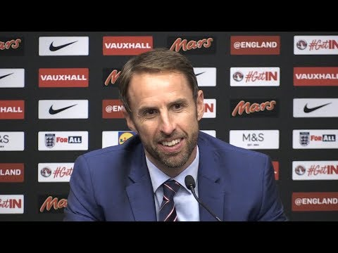 England 2-1 Slovakia - Gareth Southgate Full Post Match Press Conference - World Cup Qualifying
