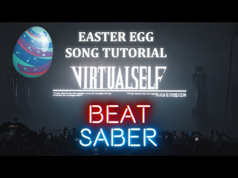 OUTDATED | Beat Saber easter egg song tutorial