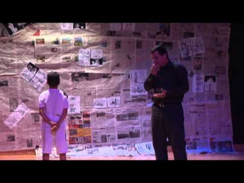 """Handala "" 2011 - by Alrowwad cultural and Theater Society -Part 1"