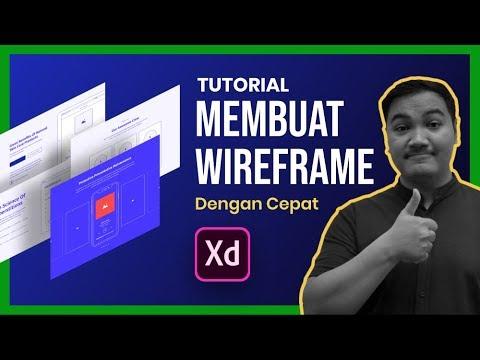 Tutorial Membuat Wireframe Dengan Cepat Pakai Wireframe Kit TemplateMonster