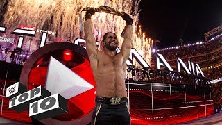 Greatest Money in the Bank contract cash-ins: WWE Top 10