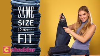 Why Are Clothing Sizes So Inconsistent? - Cheddar Examines