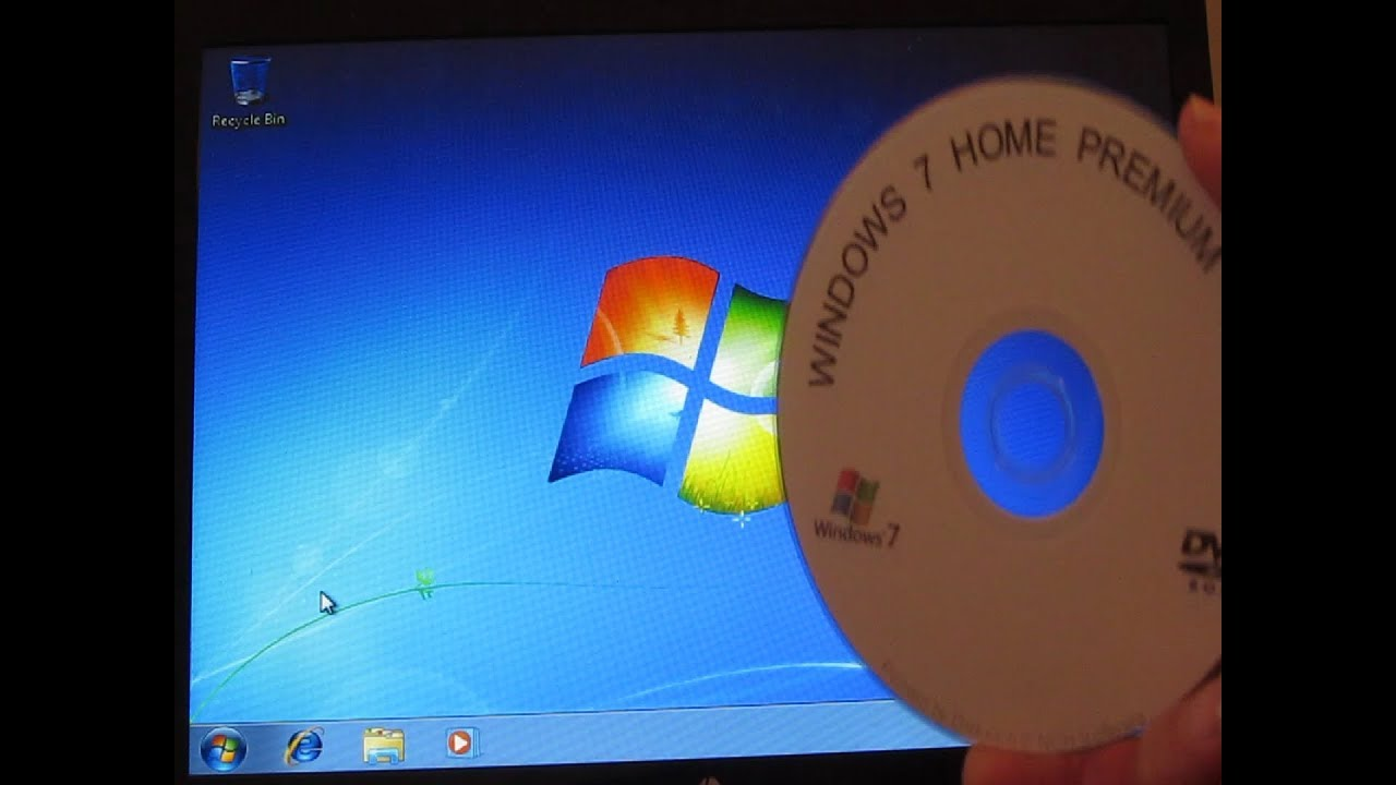 buy windows 7 recovery disc