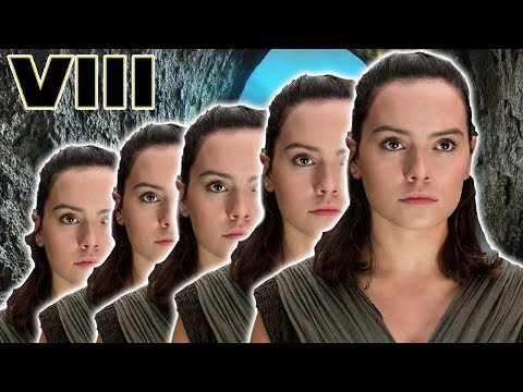 Download Youtube: Rey's Weird CAVE Scene Explained by Rian Johnson (spoilers) - Star Wars The Last Jedi Explained