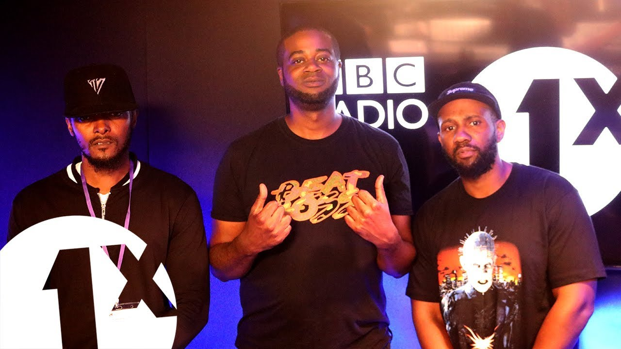 1Xtra Party - Sir Spyro