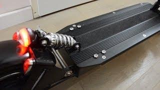 Améliorations trottinette électrique KWheel H8 / Chuanglu H8