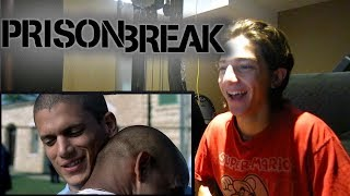 "Prison Break Season 1 Episode 4 REACTION - 1x04 ""Cute Poison"" Reaction"