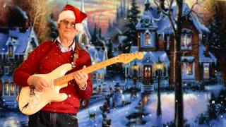 Let it snow - instrumental cover by Dave Monk