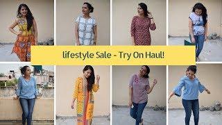 Lifestyle Sale Try On Haul HerHappyFace