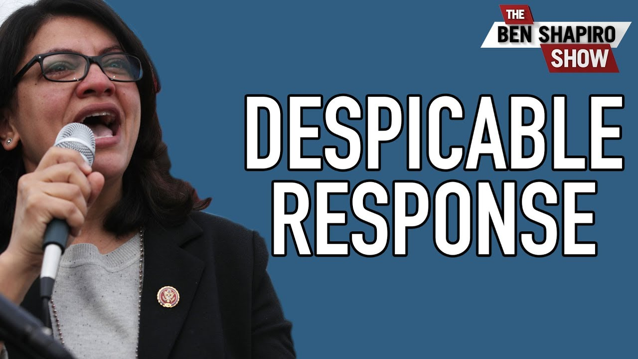 Democrats' Despicable Response To Israel Being Attacked