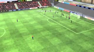 Tromso vs Neath - Yttergard Jenssen Goal 36 minutes