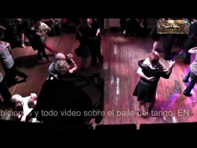 Bruselas Le Cellule milonga, tango en Belgica