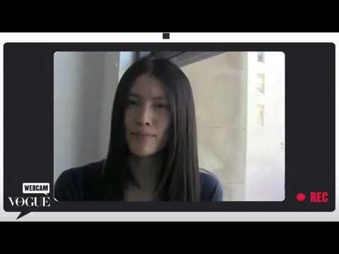 Sui He (Model) - Vogue Italia Interview