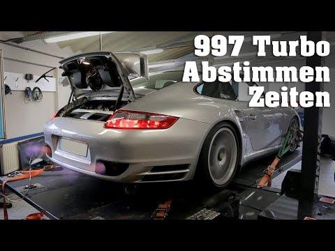 OK-Chiptuning - Porsche 911 Turbo 997 MK1 Umbau Teil 15 | jetzt mit Ladedruck!