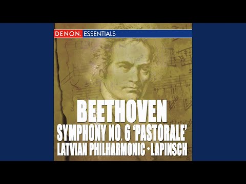 """Symphony No. 6 In F Major """"Pastorale"""", Op. 68: III. Allegro"""
