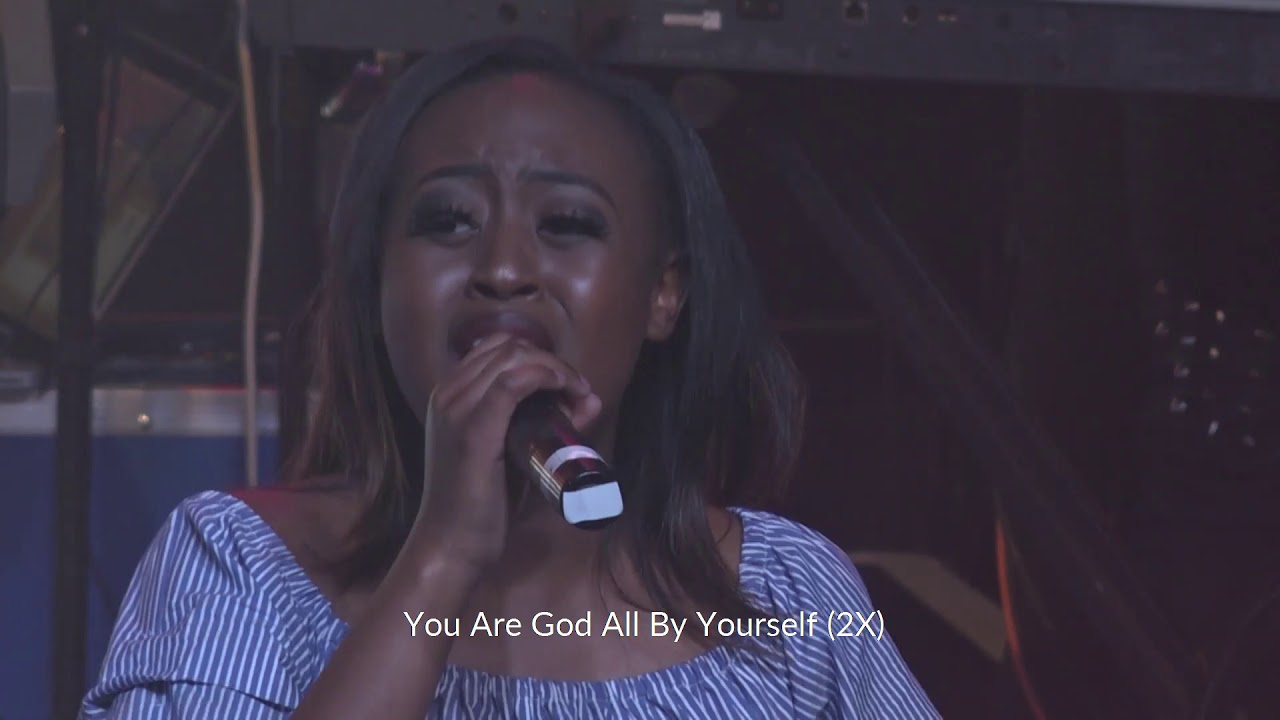 Download Eben - God All By Yourself (Live Concert South Africa)