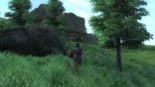 oblivion gameplay (PC)