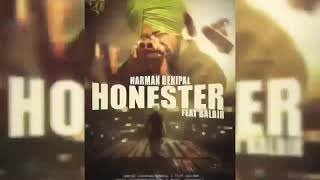 Honester Harman Benipal Free MP3 Song Download 320 Kbps