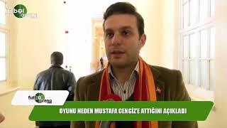 Mehmet Aslan oyunu neden Mustafa Cengiz'e attığını açıkladı