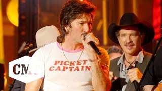 "Brooks & Dunn, Midland Perform ""Boot Scootin' Boogie"" 
