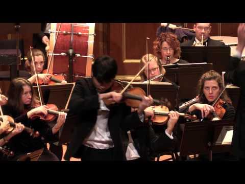 Paganini Violin Concerto No. 1 (encore: Paganini Caprice) In Mo Yang (pls watch in HD)
