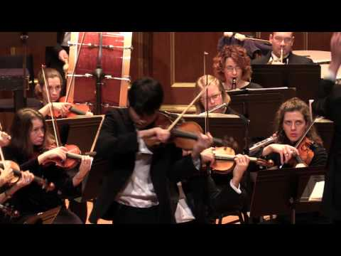 Paganini Violin Concerto No 1 encore: Paganini Caprice In Mo Yang pls watch in HD