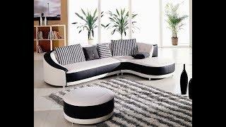 Угловой Диван с Подушками - 2019/Corner Sofa with Pillows/Ecksofa mit Kissen