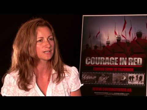 Courage In Red - Director LA Smith - Interview