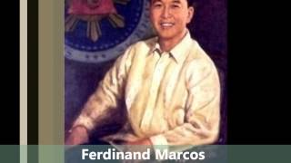 Presidents of the Philippines (Third Republic - Present)