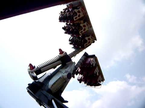 The Mixer at Wonder la Theme Park